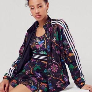 Adidas Originals Black Poisonous Garden Jacket M